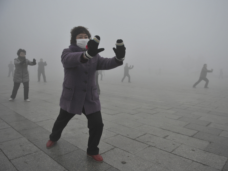 World's Worst Air – Mongolia?