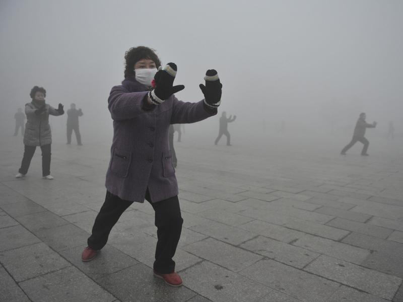 World's Worst Air – Mongolia?