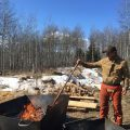 EcoAction Grant Project Forest Waste to Biochar